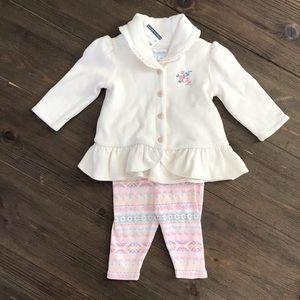 NEW Ralph Lauren Baby Set 💗